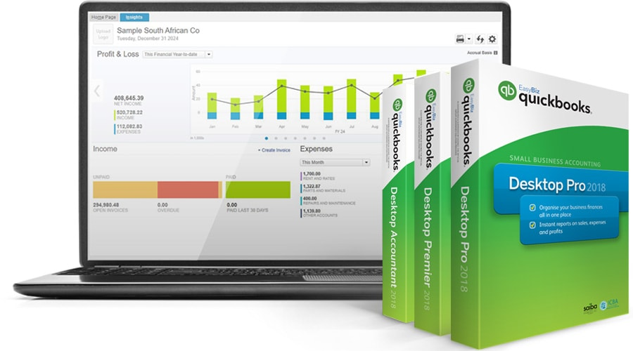 Hosted Quickbooks in the cloud