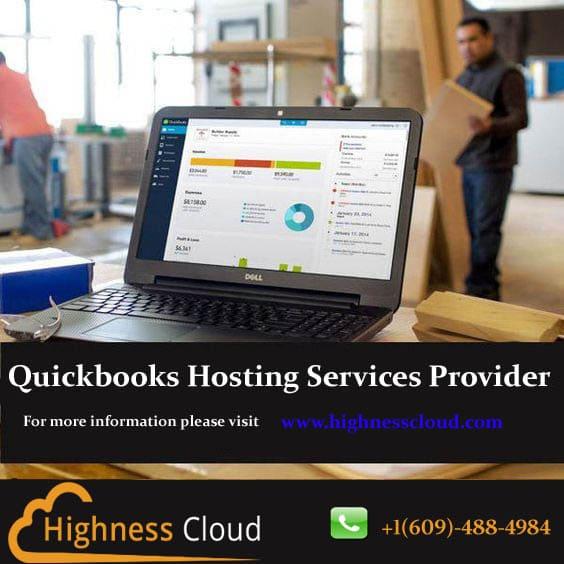 Quickbooks desktop hosting on the cloud