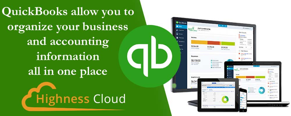 Quickbooks cloud based hosting