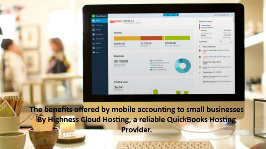 Best Quickbooks cloud hosting services
