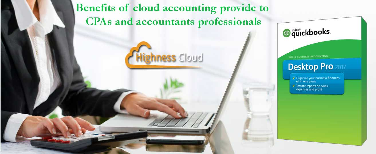 Benefits of QuickBooks Pro Hosting