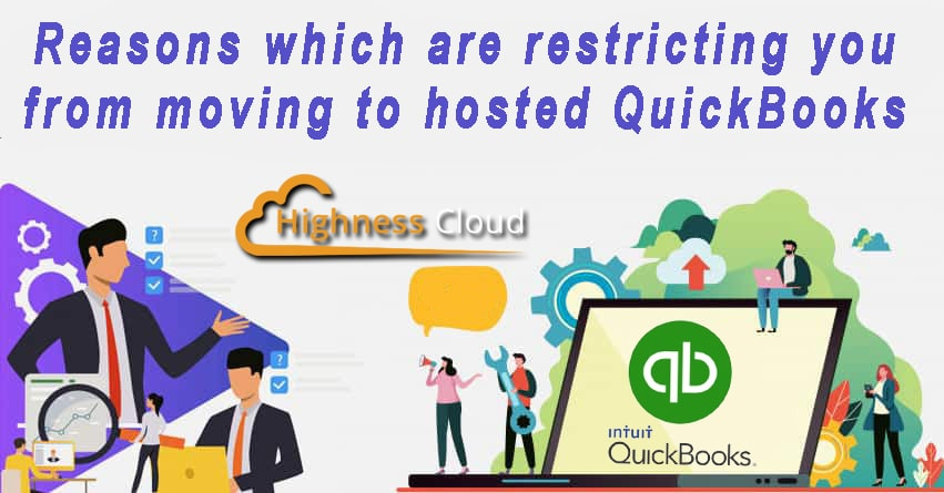 Hosted QuickBooks services