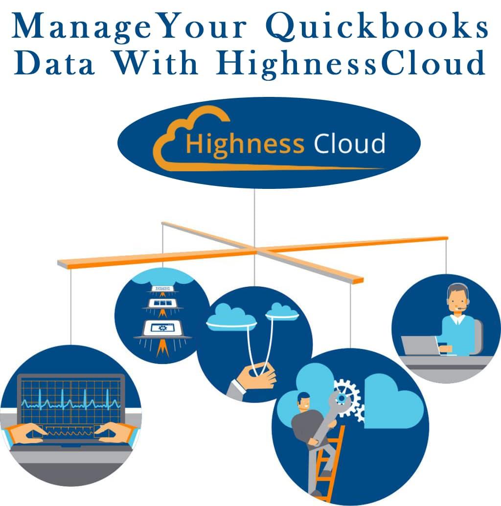 QuickBooks cloud hosting services