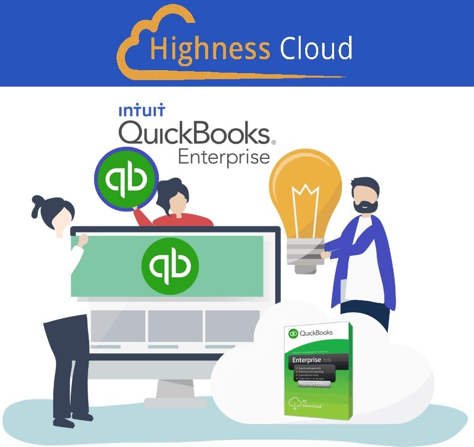 Cheapest QuickBooks cloud hosting provider