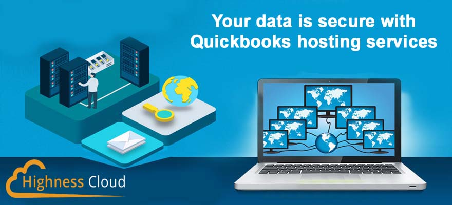 cloud hosting services for QuickBooks
