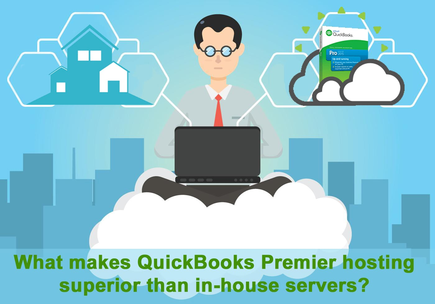 QuickBooks premier cloud hosting