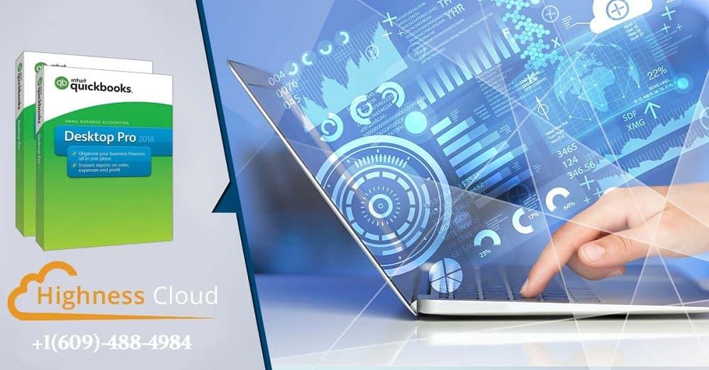 host QuickBooks pro plus in the cloud