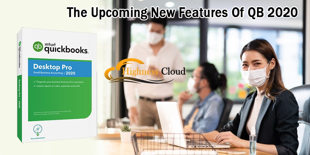 new features of QuickBooks 2021