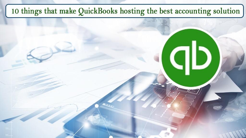 best quickbooks cloud hosting provider