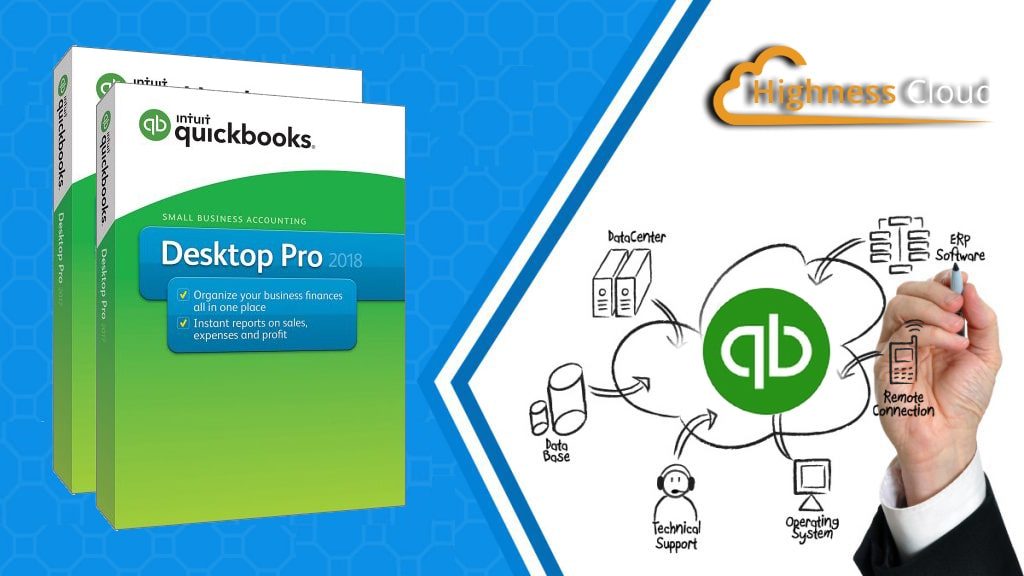 best quickbooks desktop cloud hosting