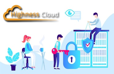 Secure cloud hosting services for accounting software