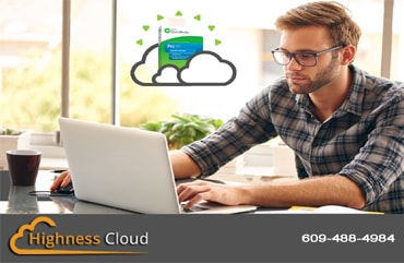 QB hosting provider