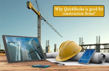 Accounting software for construction firm